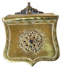 19th CENTURY GREEK OR OTTOMAN PALASKA OR CARTRIDGE BOX. #9416