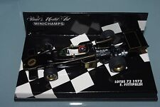 Minichamps F1 1/43 LOTUS 72 - EMERSON FITTIPALDI 1972