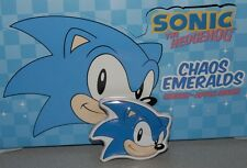 Sonic The Hedgehog Chaos Emeralds Cherry - Apple Sours Candy Tin