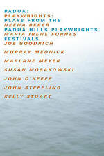 NEW Padua: Plays from the Padua Hills Playwrights Festival