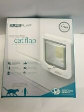 Sureflap Microchip Cat Flap Door Automatic Keep Out Unwanted Pets FREE P&P