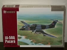 """Special Hobby 1/72 Scale IA-58A Pucara """"In Foreign Service"""