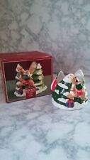Lenox Rudolph The Red Nose Reindeer Votive Christmas Candle Holder