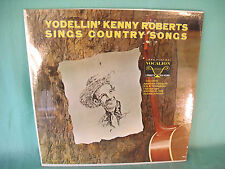 Yodellin Kenny Roberts Sings Country Songs, Vocalion VL 3770, 1962 SEALED