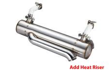 VINTAGESPEED CLASSIC HeatRiser SPORT VW EXTREME LOWERED SPLIT WINDOW BUS muffler