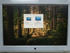 "Apple Mac M8536 23"" Cinema Display No Power supply *Tested working*"