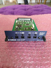 Yamaha MY16-at (1 of 2) for Dm2000, DM1000, 01v96, mixer. Excellent condition.