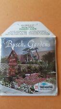 View master set A 988 : Bush Gardens, Tampa, Florida