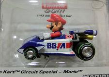 Mario Kart Circuit Spécial Mario 1/43 echelle slot racing système Carrera GO
