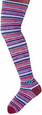 New-Country-Kids-Striped BLACKBERRY FLOWER TIGHTS 3-5  yrs Purple Stripes Gift