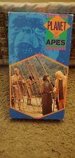 Planet of the Apes (VHS, 1990) Charlton Heston, Roddy McDowall