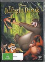 THE JUNGLE BOOK - DISNEY - NEW & SEALED REGION 4 DVD FREE LOCAL POST