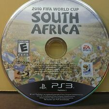 2010 FIFA WORLD CUP SOUTH AFRICA (PS3) USED AND REFURBISHED (DISC ONLY) #10904