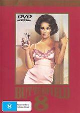 BUTTERFIELD 8 (Elizabeth Taylor) - DVD - UK Compatible -  sealed