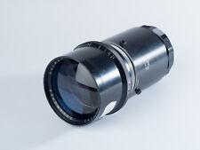 """Dallmeyer 12"""" 305mm f3.5 Dalmac Lens **RARE** Super Six look"""