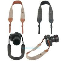 Durable Camera Strap Shoulder Neck Strap Belt for Sony Nikon Canon Olympus DSLR