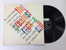 THE GREATEST ROCK AND ROLL-ATLANTIC 8001-VINYL 4.0, COVER 4.0