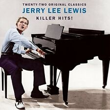 Jerry Lewis Lee - Killer Hits CD Hallmark