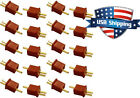 10 Pairs Micro-T Connector Plug (Micro Deans Style) For RC LiPO Battery