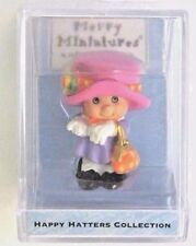 Missy Milliner Happy Hatters Collection Merry Miniature by Hallmark - t63