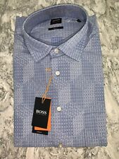 MENS HUGO BOSS SHIRT - MEDIUM - SLIM FIT