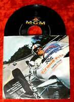 """Single MGM Orchestra: Theme from """"Grand Prix"""" (MGM 61147) D 1967"""