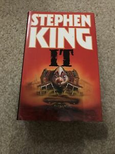 It By Stephen King (Hardback) IMMACULATE CONDITION