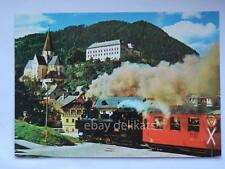 MURTALBAHN BEI MURAU TRENO ZUG Stiria Austria AK vecchia cartolina