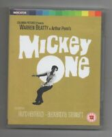 MICKEY ONE ~WARREN BEATTY~ **LIMITED EDITION INDICATOR BLU RAY + DVD BOXSET**