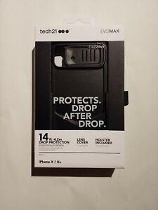 Tech21 iPhone X / Xs Case Evo Max