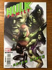 Hulk Family Green Genes #1 Marvel Comics 2009 NM The Incredible