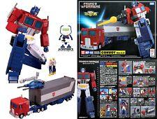 Transformers obra maestra Takara Tomy MP-44 convoy 3.0 también conocido como Optimus Prime 3.0 Nuevo