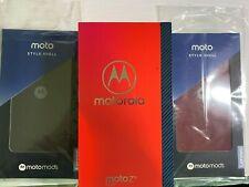 New Unlocked Motorola Moto Z3 Play 4G LTE 32GB 12MP Smartphone XT1929-4+2Cases
