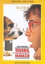 Tesoro, Mi Si Sono Ristretti I Ragazzi DVD Special Edition - Ologramma Tondo