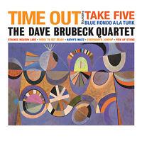 Dave Brubeck Quartet - Time Out - 180gram Vinyl LP *NEW & SEALED*