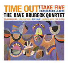 Dave Brubeck Quartet - Time Out - 180gram Vinyl LP *SEALED*