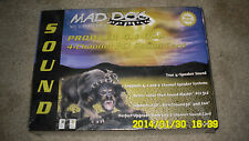 Mad Dog Prowler 4.1 4-Channel PCI Sound Card New!!!