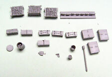 GMAJR3502 1/35 20 piece resin accessories for German LFHB18 series Howitzer