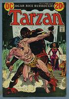 Tarzan #217 1973 Edgar Rice Burroughs Joe Kubert DC Comics m