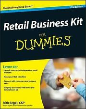 Retail Business Kit For Dummies 2nd Edition