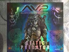 Hot Toys, 1/6 Scale Action Figure Model, Alien Vs Predator (Celtic Predator)