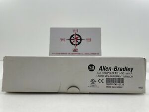 Allen Bradley 45CPD-8LTB1-D5 Ser. A Laser Measurement Sensor