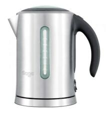 Sage by Heston Blumenthal The Soft Open Kettle Kitchen 3kw 1.7L BKE590UK Silver