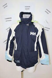 Helly Hansen Mens Helly Tech Hooded Sailing Yachting Jacket Medium