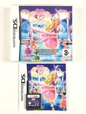 Barbie au bal des 12 princesses DS / Jeu Sur Nintendo DS, 3DS, 2DS, New...