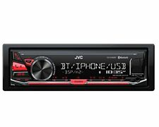Autoradio JVC Kd-x342bt 4x50w Usb/aux Red