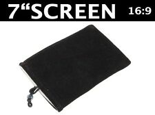 7 Zoll Tablet PC eBook Reader Pearl-Button Schutztasche SOFTBAG Hülle Fleece