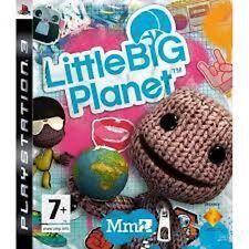 LITTLE BIG PANET GIOCO USATO PER PLAYSTATION 3 PS3 + 4 PERSONAGGI NUOVI