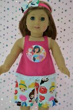"""Doll Clothes For 18"""" American Girl~Our Generation~Journey  PANTS~TOP~HEADBAND"""