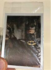 Post Cereal Premium 3-Way Batman Movie Lenticular Action Card, 1989.  #3 of 8.